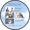 Picture of Bowel Cancer Surgery DVD and booklet