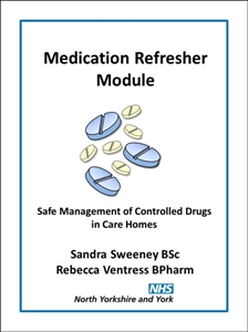 Safety of medicines in care homes project